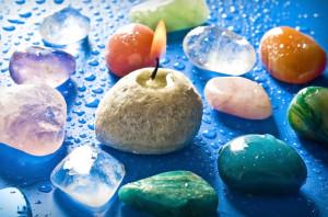 tervendavad kristallid